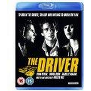 The Driver [Blu-ray] [Region Free]